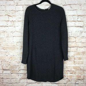 Ann Taylor LOFT Gray Knot Sweater Size Medium
